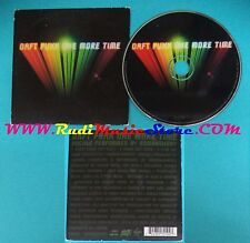 CD Singolo Daft Punk One More Time 724389721027 EUROPE 2000 CARDSLEEVE(S25)