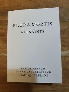 ALLSAINTS Flora Mortis Eau de Parfum EDP 1.5ml Spray