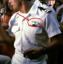 FANCY DRESS HALLOWEEN COSTUME MOVIE PROP: Top Gun Naval Aviator Flying Wing Pin