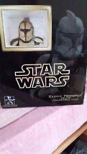 Star Wars Gentle Giant Mini Bust COA Limited Deluxe Clone Trooper Sergeant #633/