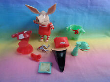 Olivia The Pig Family 2 in 1 Pirate Ship Dollhouse Replacement Fig Accessories