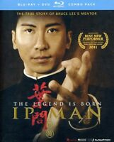 Legend Is Born: Ip Man [New Blu-ray] With DVD