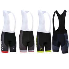 Cycling Bib Short Bike Padded Pant Bicycle Gel Trousers Jersey Clothing Top Pro