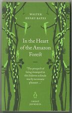 In the Heart of the Amazon Forest - Walter Henry Bates