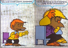 MAFALDA 1976 Quino Quipos Mondadori italy notebook school - quaderno