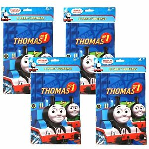 32 Thomas The Tank Engine Party Bags - Favors - Birthday - Gift - Boys - Girls