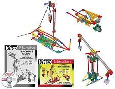 K'NEX Bildung Intro to einfache Maschinen Hebel und Führungsräder Set