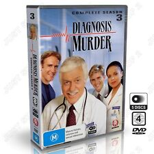Diagnosis Murder Season 3 : TV Series 5 Disc Set : New DVD