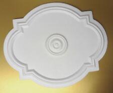 Ceiling Rose Size 530MM X 435MM - 'RENAISSANCE' Lightweight Polystyrene