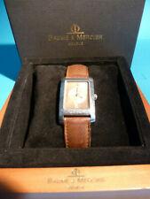 Baume & Mercier Herren Armband Uhr Hampton von 1996 im Okt gebraucht