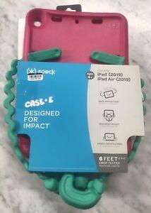 Case E Designed for Impact fits Ipad 2019 and Ipad Air 2019