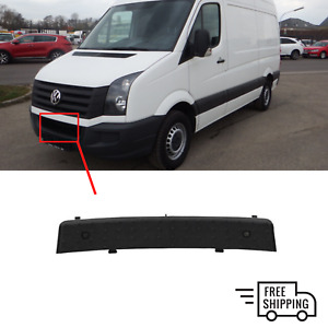 FOR VW CRAFTER 2006 - 2017 LOWER FRONT BUMPER GRILLE STEP BODY PART NEW