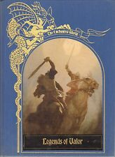 """The Enchanted World """"Legends of Valor"""" ~ Time-Life Books (1984) ~ Wh"""