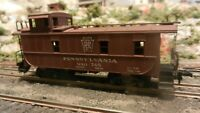 Athearn Vintage Early Production  HO BB PRR Caboose Exc.