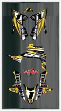 YFZ450 YFZ450R Yamaha YFZ 450R 14-16  SEMI CUSTOM GRAPHICS KIT ANNIVERSARY 1