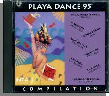 Playa Dance 95' - New 1995, 14 Song Latin Pop Compilation CD!