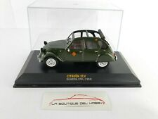 CITROEN 2CV GUARDIA CIVIL 1959 ALTAYA ESCALA 1:43