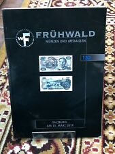 More details for 2019 fruhwald munzen und medaillen large illustrated catalogue