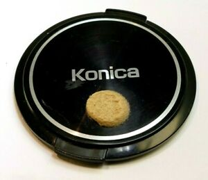 Konica 55mm Front Lens Cap cover for 50mm f1.4 f1.7 Hexanon