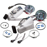 Front & Rear Electric Fuel Pump & Sender Assembly  for Ford F-150 F-250 SP2007H