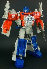 Transformers Titans Return Leader Powermaster Optimus Prime Complete Lot
