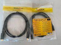 Delock - DeLOCK - USB-Kabel - USB-C (M) bis USB-C (M) - USB 3,1 Gen 2 - 3 A #6.1