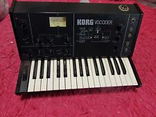 Korg VC-10 Vocoder vc10 vintage nice shape but as is