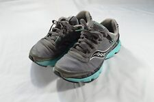 Saucony Shadow Genesis Womens Size 7 Gray Running Jogging Athletic Shoes