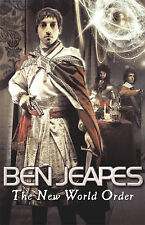 Ben Jeapes - The New World Order - Signed - UK First First Edition HBK
