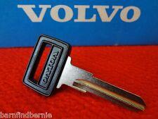 NEW Volvo OEM Steel Master Key 240 260 Sedan & Wagon GLT GT 1977-1985 USA SELLER
