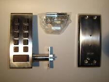 Preso Matic Codeschloss für Haustüren mechanisch 8200 Sicherheitsschloss