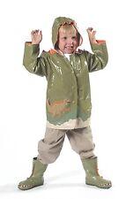 Kidorable Dinosaur Rain Coat Childrens Raincoat Great Waterproof Boys Raincoats Medium 104-110cm