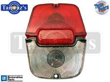 62-64 Chevy II Nova WAGON Tail Light Lamp & Back Up Lens L/R USA MADE