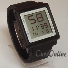 OROLOGIO Digitale Touch Screen Unisex e Bambino Water Resistant Logo Watch NEW