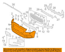 Lincoln FORD OEM 2017 Continental-Bumper Cover GD9Z17D957DPTM