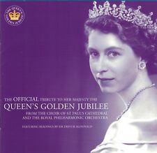 The Queen's Golden Jubilee - The Official Tribute - RPO (CD)