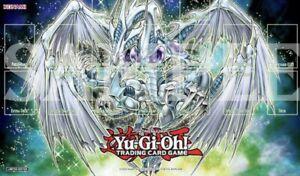 SDCC Yugioh Comic Con Exclusive Stardust Dragon mat 2021