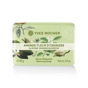 Yves Rocher Relaxing Soap Almond Orange Blossom 43148 Mother Daughter Gift Idea