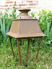 GRANDE & BELLE LANTERNE, lanterne récente, grand modèle, jardin, cour, ÉCLAIRAGE
