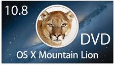 MAC OS X 10.8 Mountain Lion pulita installazione o l'aggiornamento su DVD AVVIABILE