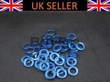 Clavos, tornillos y fijaciones color principal azul