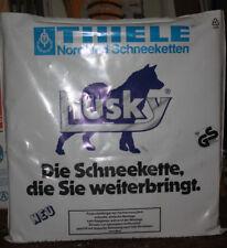 Thiele Nordland Schneeketten Husky - Reifengröße siehe Text. Abholung in Hemer.