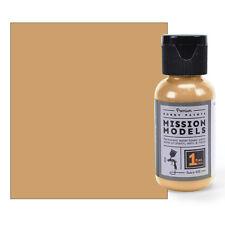 Pintura Modelos de misión, MMP-039 Botella 1fl.oz moderno amarillo arena británico