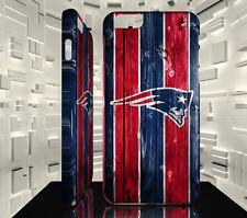 Coque rigide pour iPhone 6 6S New England Patriots NFL Team 05