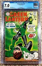 Green Lantern #59 CGC 7.0 1st App Of Guy Gardner (DC, 1968)