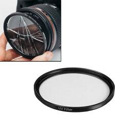UV Filter Camera Lens Protector 25/27/28/30/34/52/55/58/62/67/72/77/82/86/95mm +
