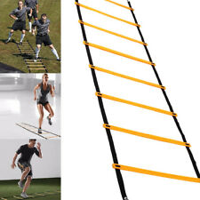 12 Rung 6M Agility Ladder for Soccer Football Speed Feet Training Outdoor Sports