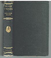 Pudd'nhead Wilson by Mark Twain 1922 Vintage Book! $