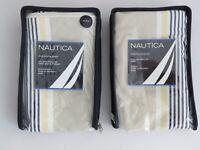 NAUTICA Prospect Harbor King Pillow Shams Set of 2