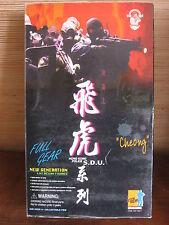 "1/6 12"" 30 cm GI JOE ACTION MAN  DRAGON 1999 HONG KONG POLICE SDU CHEONG"
